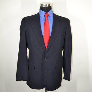 Jones New York 40R Sport Coat Blazer Suit Jacket N